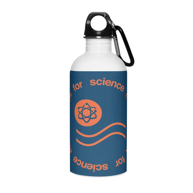 march for science miami in Water Bottle by March for Science Miama, FL