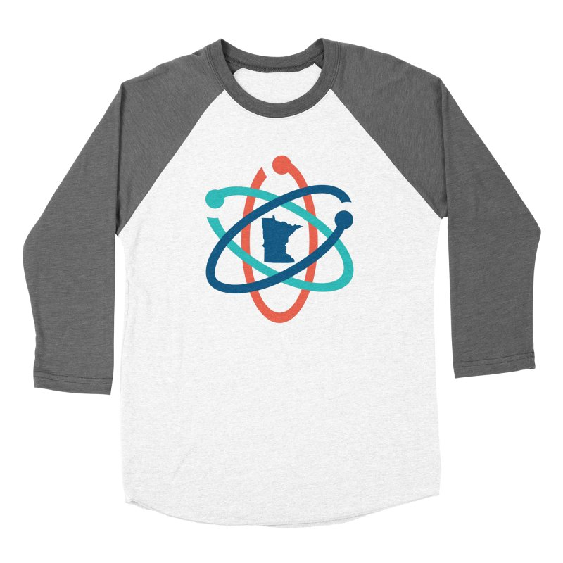 March for Science (no words) Women's Longsleeve T-Shirt by March for Science Minnesota Swag