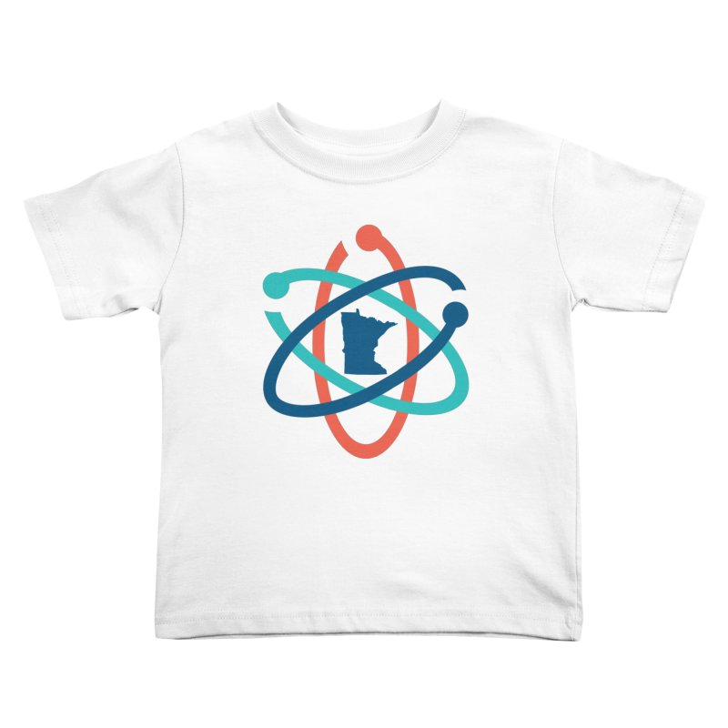 March for Science (no words) Kids Toddler T-Shirt by March for Science Minnesota Swag