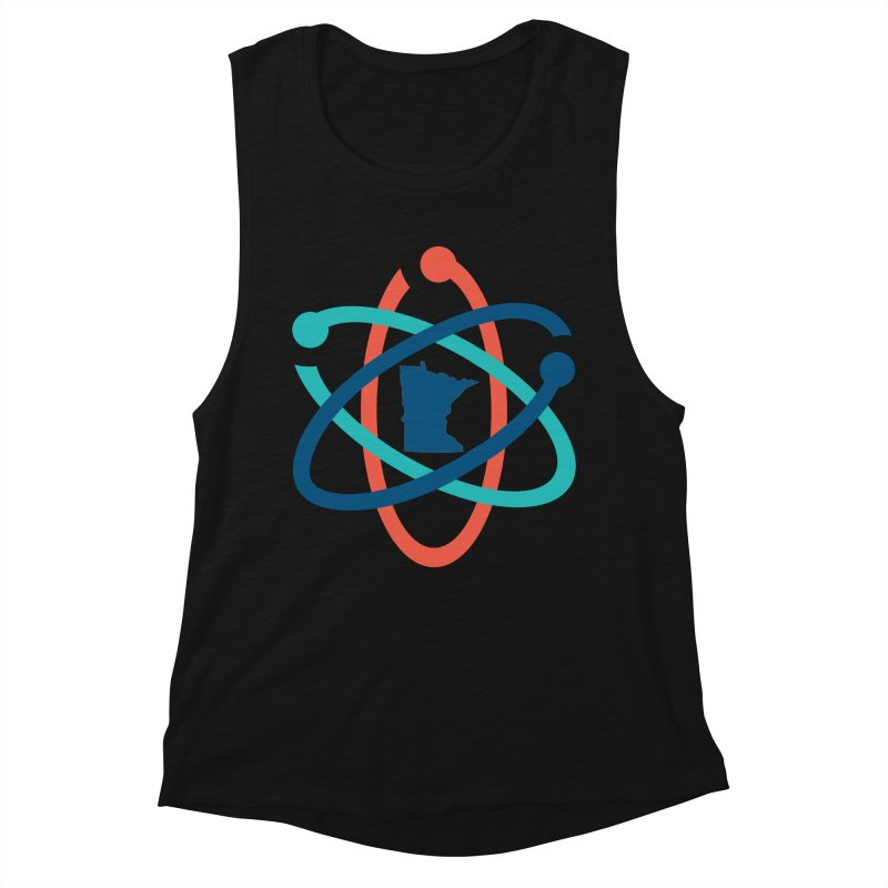 March for Science (no words) Women's Tank by March for Science Minnesota Swag