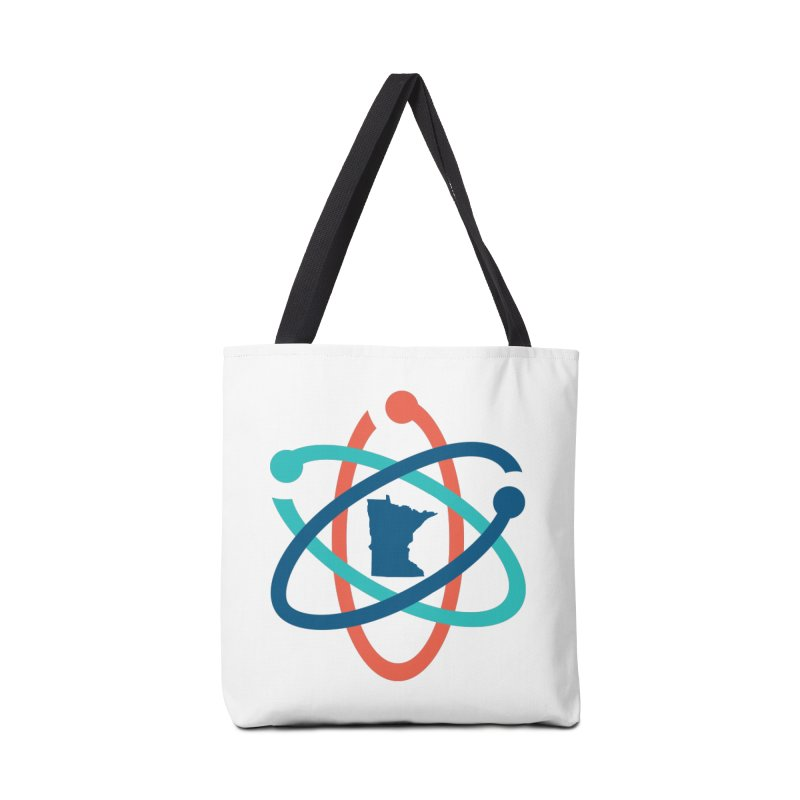 March for Science (no words) Accessories Bag by March for Science Minnesota Swag