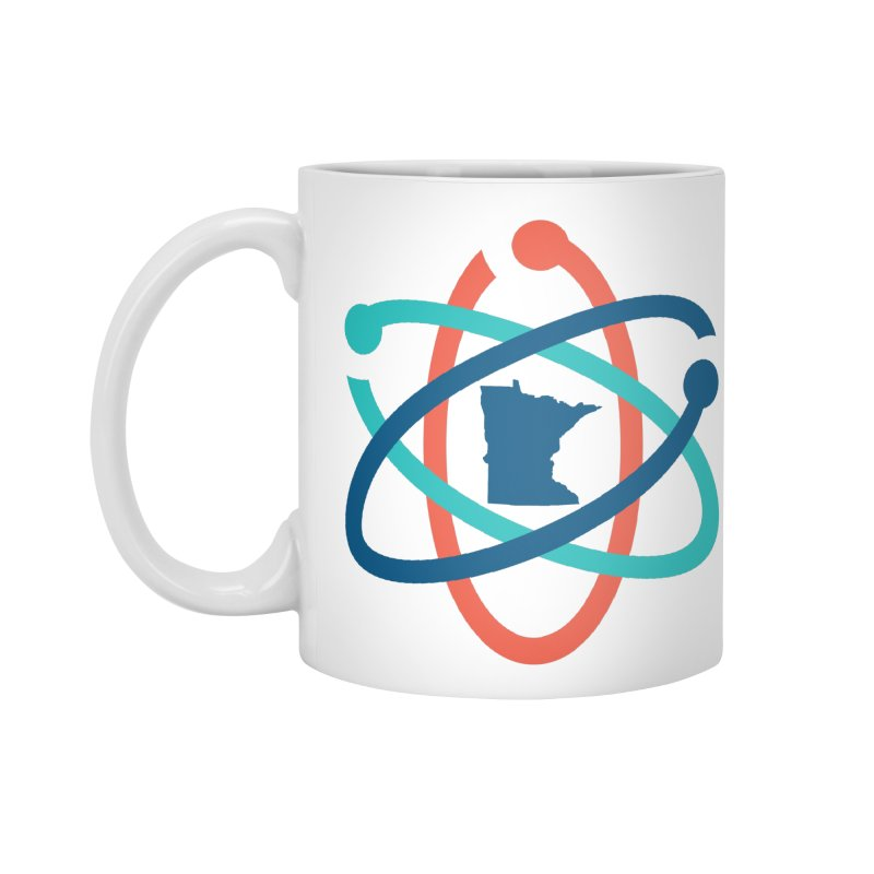 March for Science (no words) Accessories Mug by March for Science Minnesota Swag