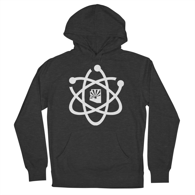 March for Science Phoenix Atom Men's French Terry Pullover Hoody by March for Science Phoenix Merch