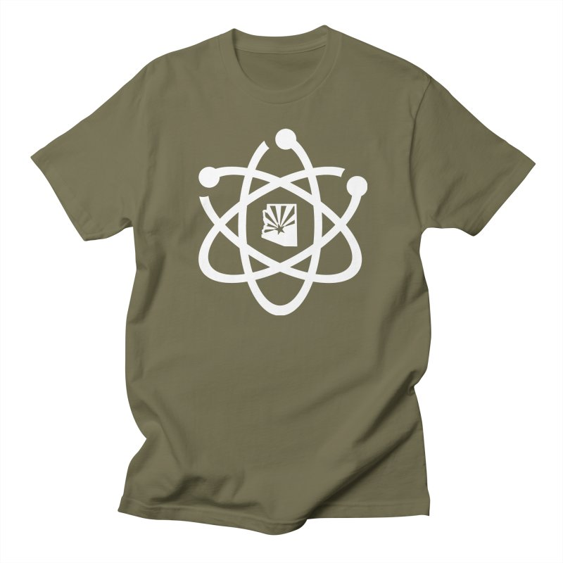March for Science Phoenix Atom Men's T-Shirt by March for Science Phoenix Merch