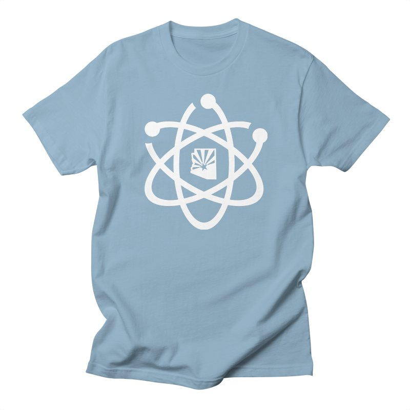 March for Science Phoenix Atom Men's Regular T-Shirt by March for Science Phoenix Merch