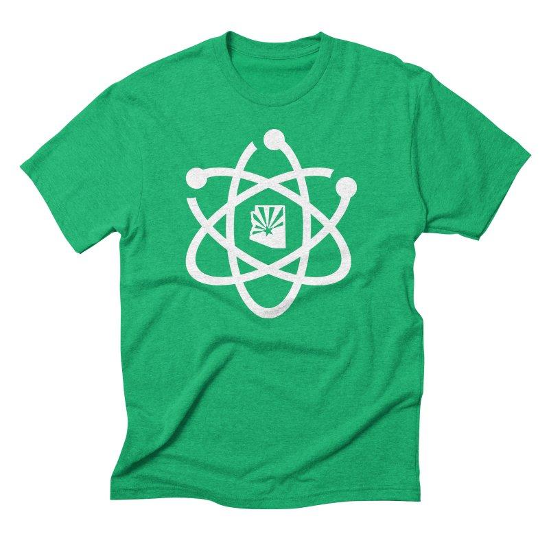 March for Science Phoenix Atom Men's Triblend T-Shirt by March for Science Phoenix Merch