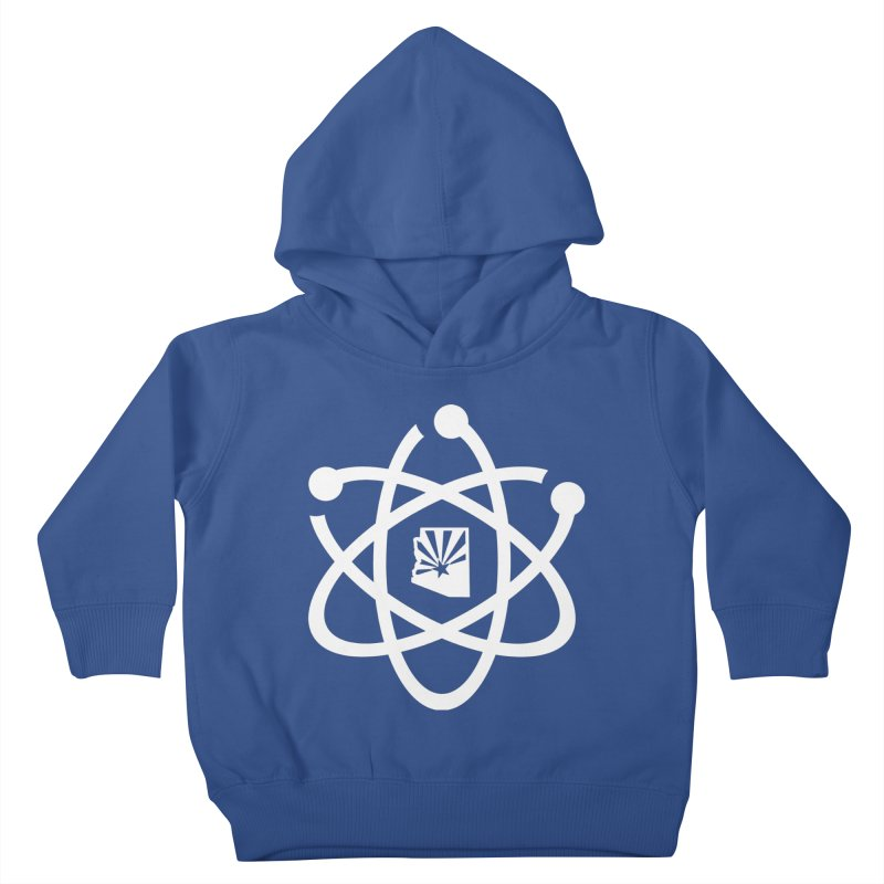 March for Science Phoenix Atom Kids Toddler Pullover Hoody by March for Science Phoenix Merch