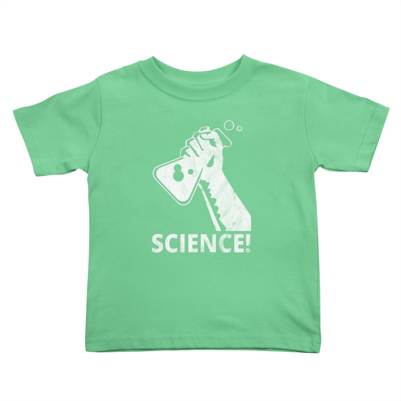 Science! Kids Toddler T-Shirt by March for Science Phoenix Merch
