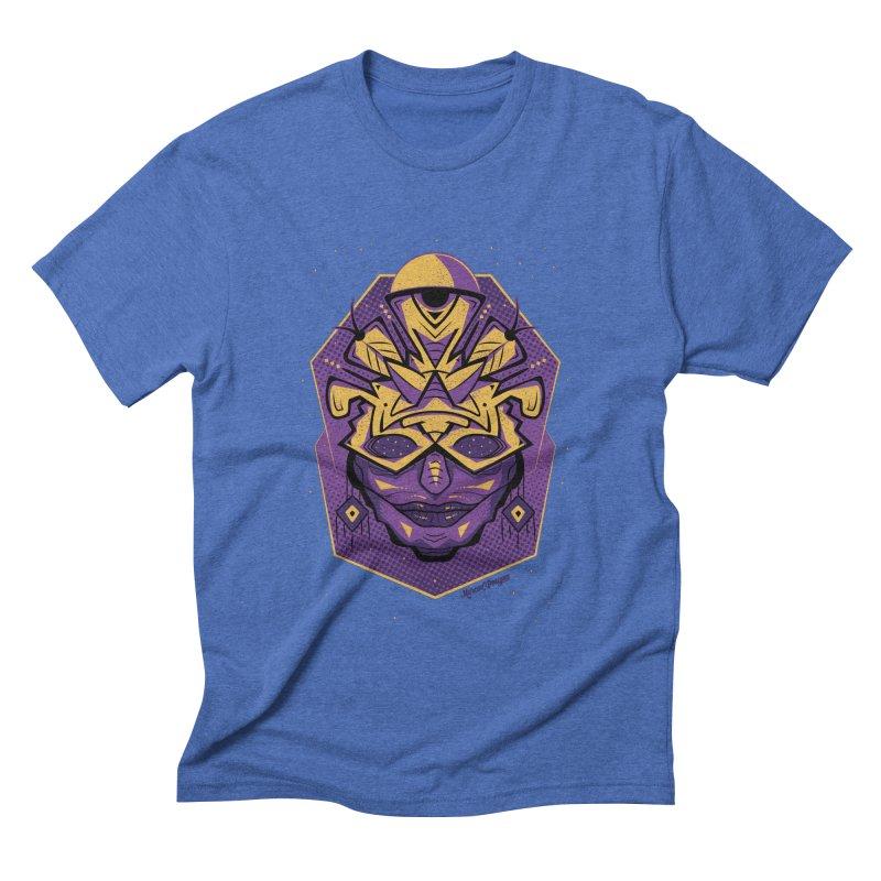 Shaman Men's T-Shirt by Marcial Artist Shop