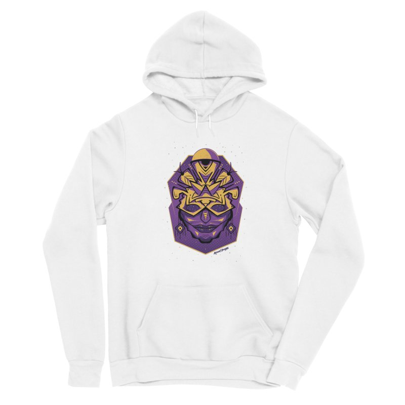Shaman Women's Pullover Hoody by Marcial Artist Shop