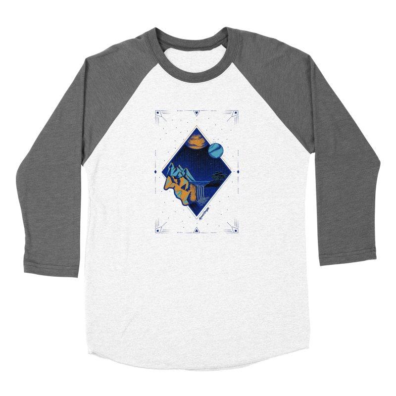 Imaginary world Women's Longsleeve T-Shirt by Marcial Artist Shop
