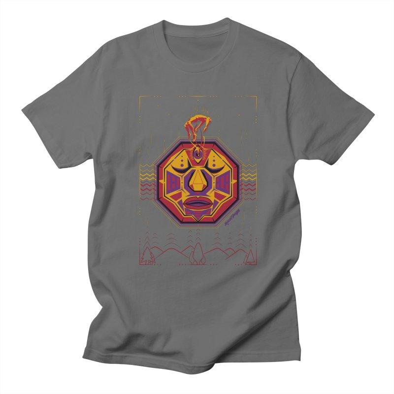 Perception Men's T-Shirt by Marcial Artist Shop