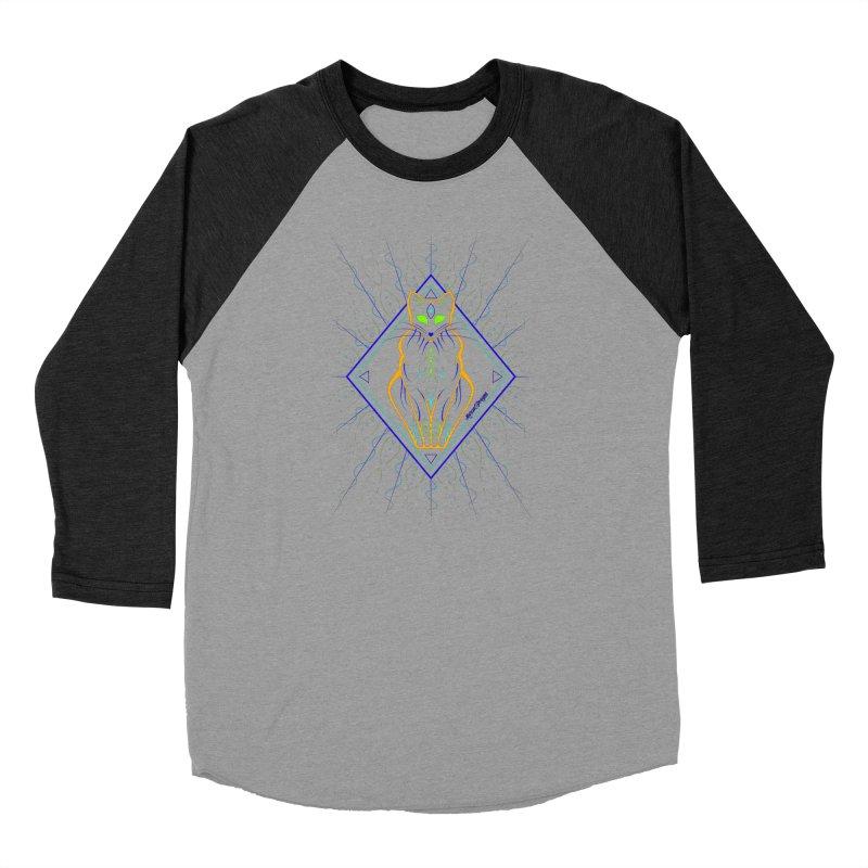 Feline Men's Longsleeve T-Shirt by Marcial Artist Shop