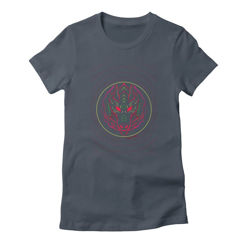Dragon Women's T-Shirt by Marcial Artist Shop