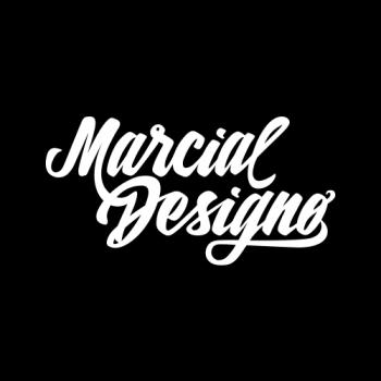 Marcial Artist Shop Logo