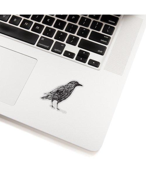 scribble crow