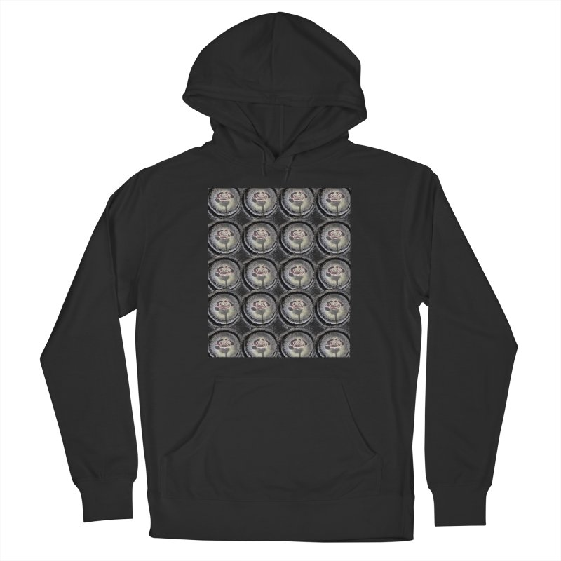 PREMIER ROSE LOGO Men's Pullover Hoody by Marc Kuegle's Artist Shop