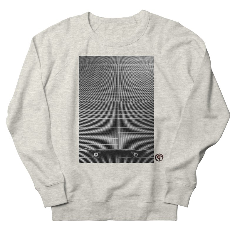 Shred Stick Men's Sweatshirt by Marc Kuegle's Artist Shop