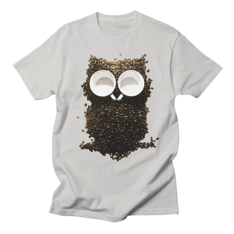 Hoot! Night Owl! Men's T-Shirt by Apparel by Marco aka ivejustquitsmoking