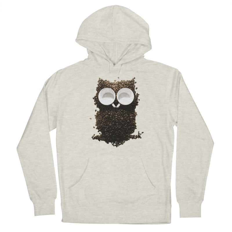 Hoot! Night Owl! Women's Pullover Hoody by Apparel by Marco aka ivejustquitsmoking