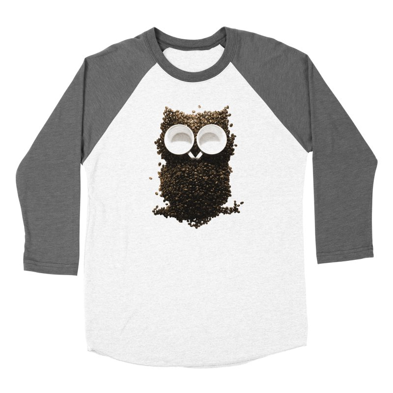 Hoot! Night Owl! Men's Longsleeve T-Shirt by Apparel by Marco aka ivejustquitsmoking
