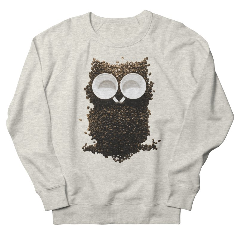 Hoot! Night Owl! Men's Sweatshirt by Apparel by Marco aka ivejustquitsmoking