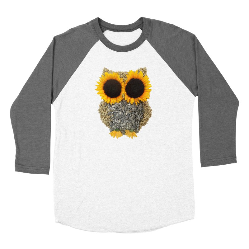 Hoot! Day Owl! Women's Longsleeve T-Shirt by Apparel by Marco aka ivejustquitsmoking