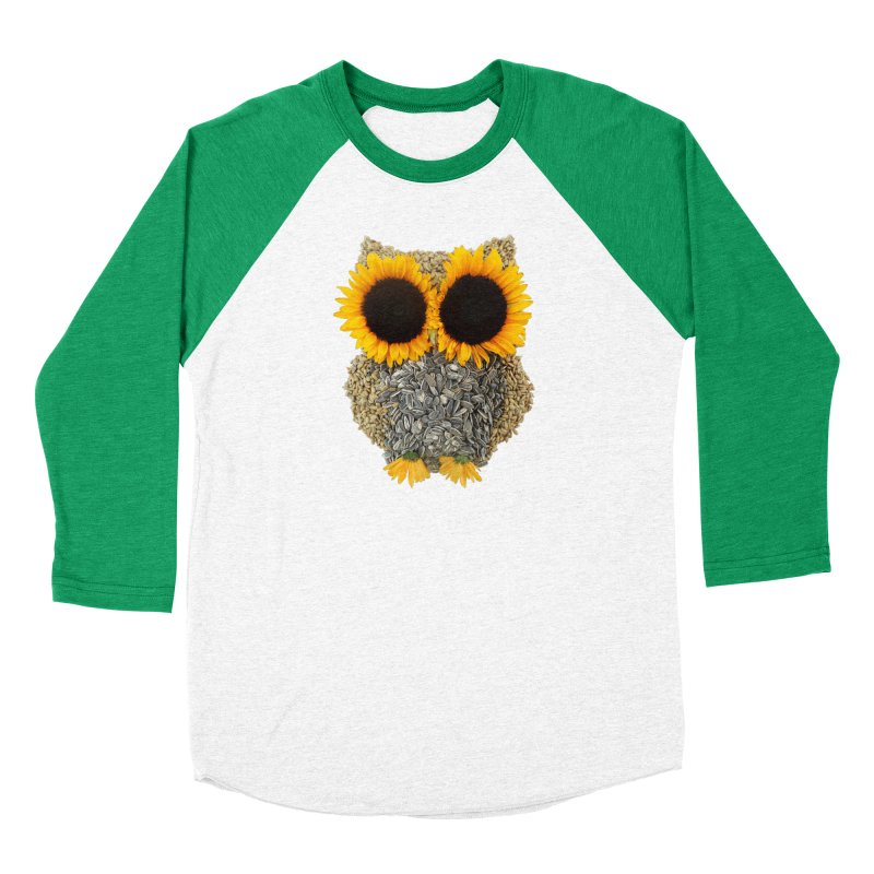 Hoot! Day Owl! Men's Longsleeve T-Shirt by Apparel by Marco aka ivejustquitsmoking