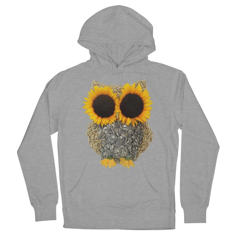 Hoot! Day Owl! Men's Pullover Hoody by Apparel by Marco aka ivejustquitsmoking