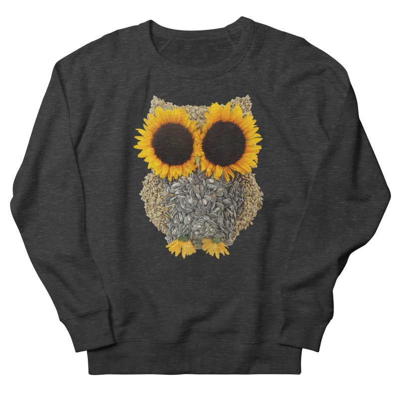 Hoot! Day Owl! Women's Sweatshirt by Apparel by Marco aka ivejustquitsmoking