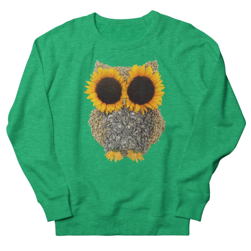 Hoot! Day Owl! Men's Sweatshirt by Apparel by Marco aka ivejustquitsmoking