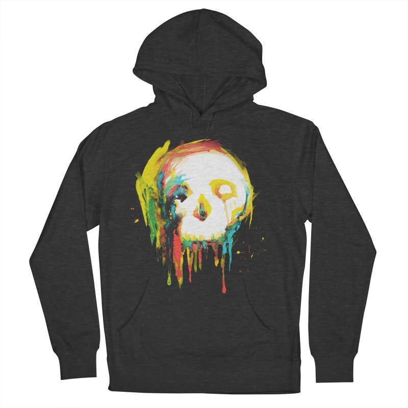 Happy/Grim Men's Pullover Hoody by Apparel by Marco aka ivejustquitsmoking