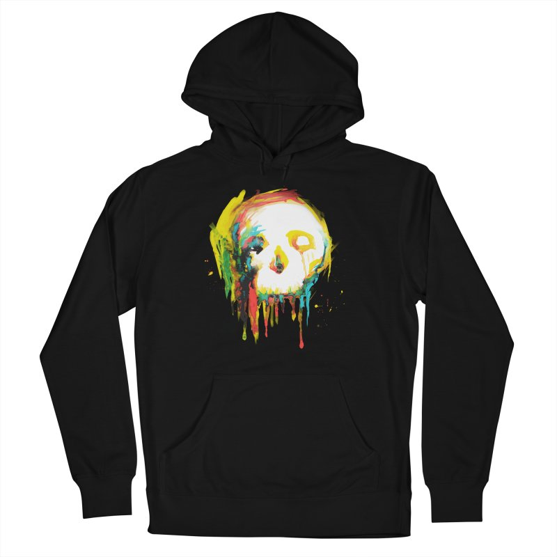 Happy/Grim Women's Pullover Hoody by Apparel by Marco aka ivejustquitsmoking