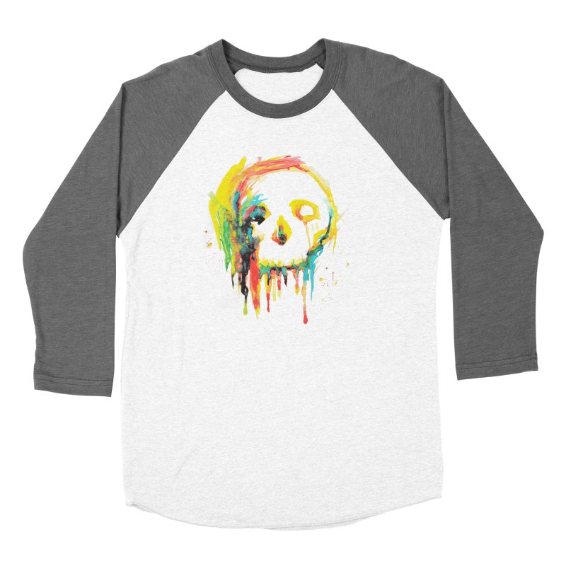 Happy/Grim Women's Longsleeve T-Shirt by Apparel by Marco aka ivejustquitsmoking