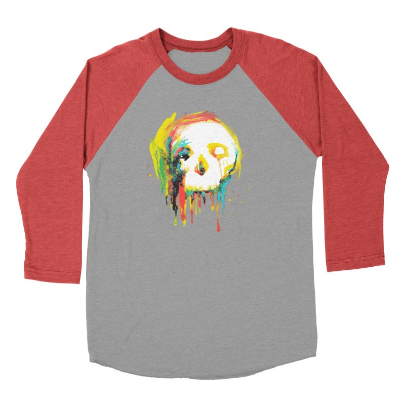 Happy/Grim Men's Longsleeve T-Shirt by Apparel by Marco aka ivejustquitsmoking