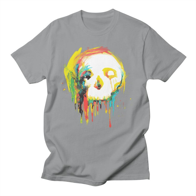 Happy/Grim Men's T-Shirt by Apparel by Marco aka ivejustquitsmoking
