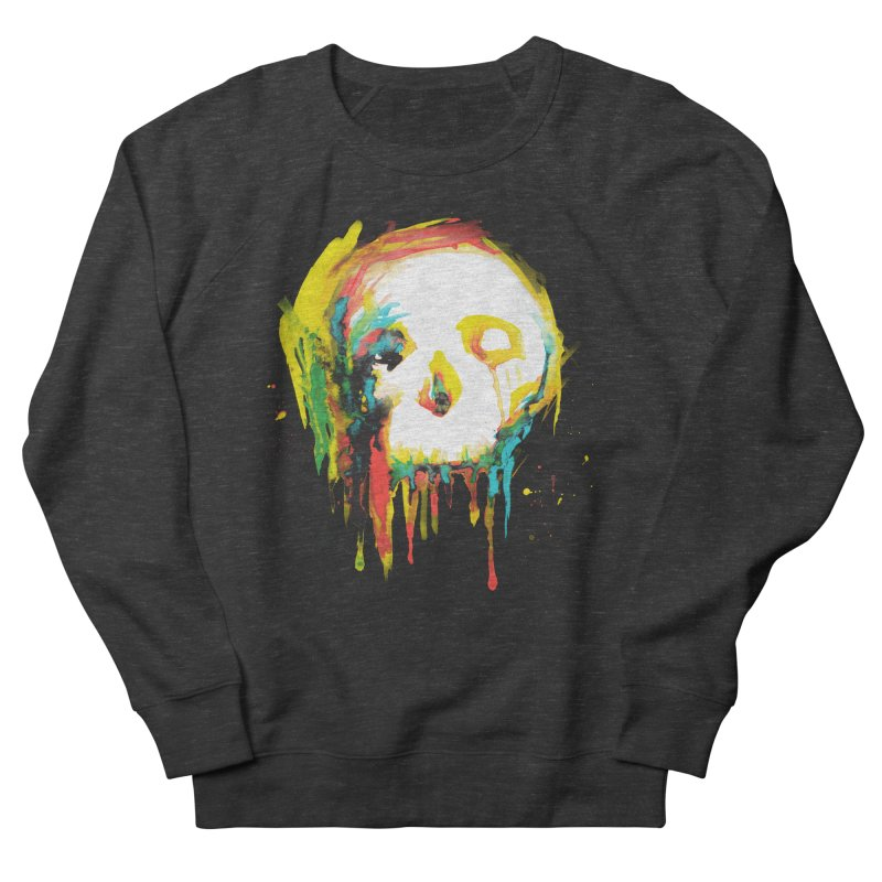 Happy/Grim Men's Sweatshirt by Apparel by Marco aka ivejustquitsmoking