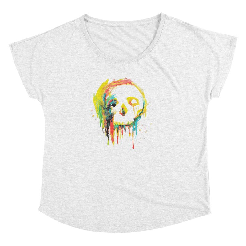 Happy/Grim Women's Dolman by Apparel by Marco aka ivejustquitsmoking