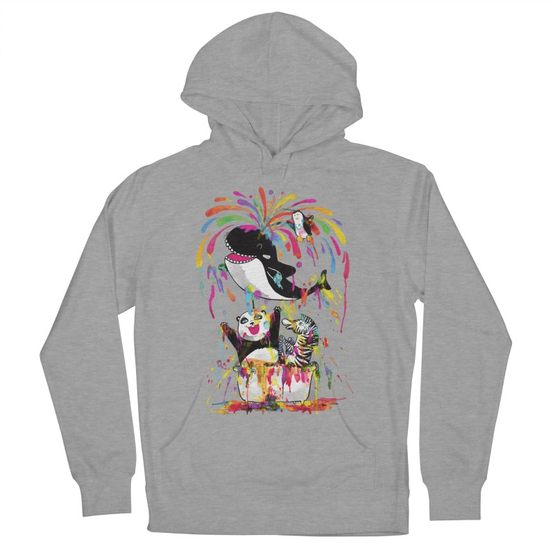 Whale of a Bath Time! Women's Pullover Hoody by Apparel by Marco aka ivejustquitsmoking
