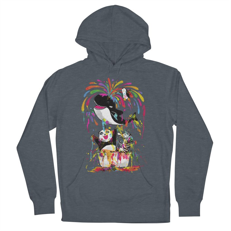 Whale of a Bath Time! Men's Pullover Hoody by Apparel by Marco aka ivejustquitsmoking