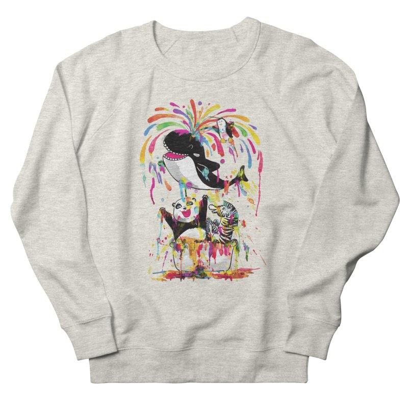 Whale of a Bath Time! Women's Sweatshirt by Apparel by Marco aka ivejustquitsmoking