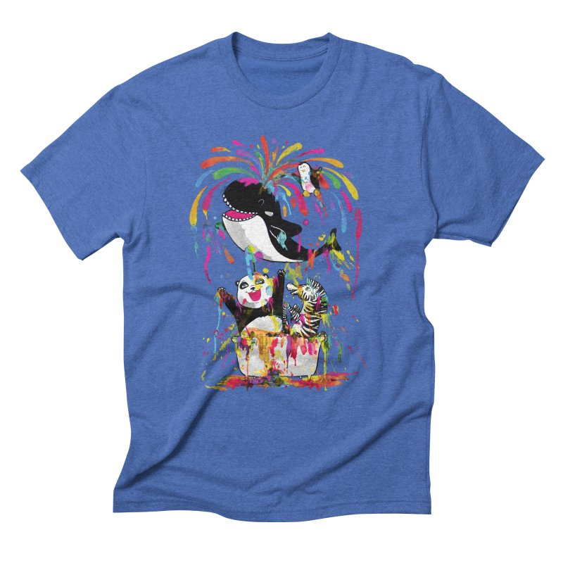 Whale of a Bath Time! Men's T-Shirt by Apparel by Marco aka ivejustquitsmoking
