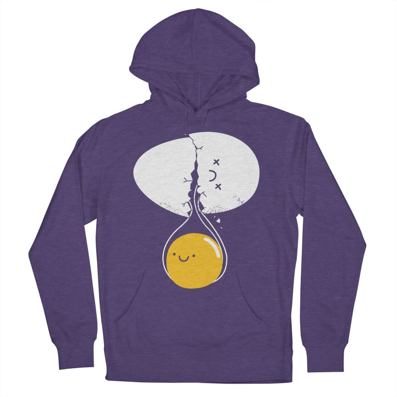 After Life Women's French Terry Pullover Hoody by Apparel by Marco aka ivejustquitsmoking