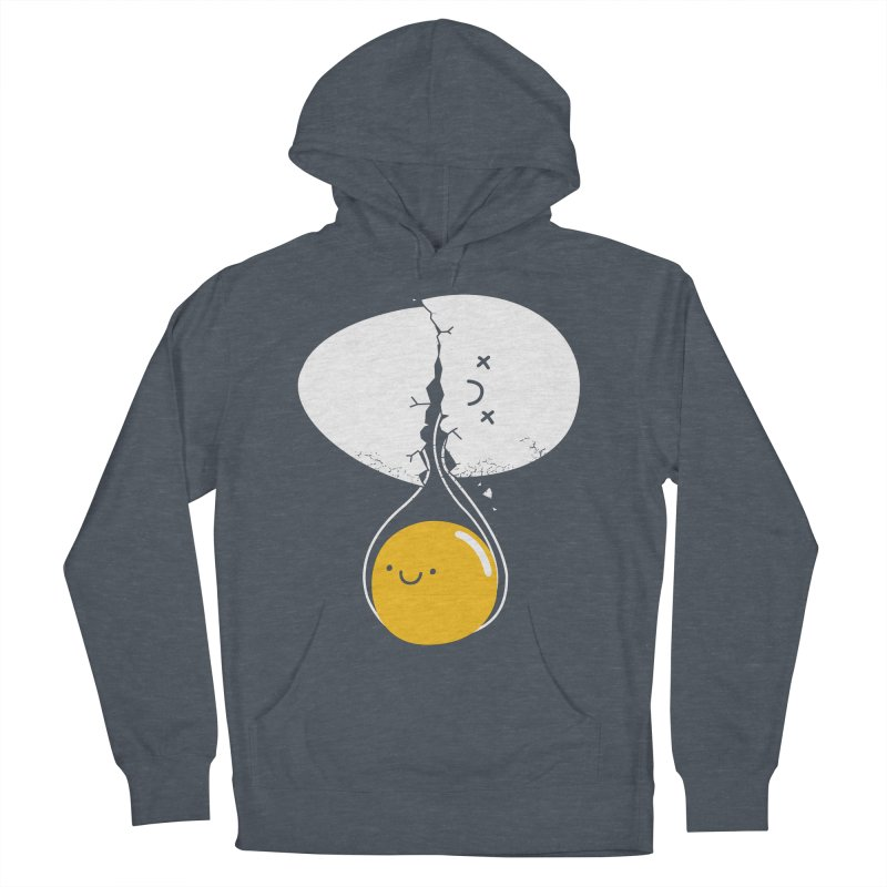After Life Men's French Terry Pullover Hoody by Apparel by Marco aka ivejustquitsmoking