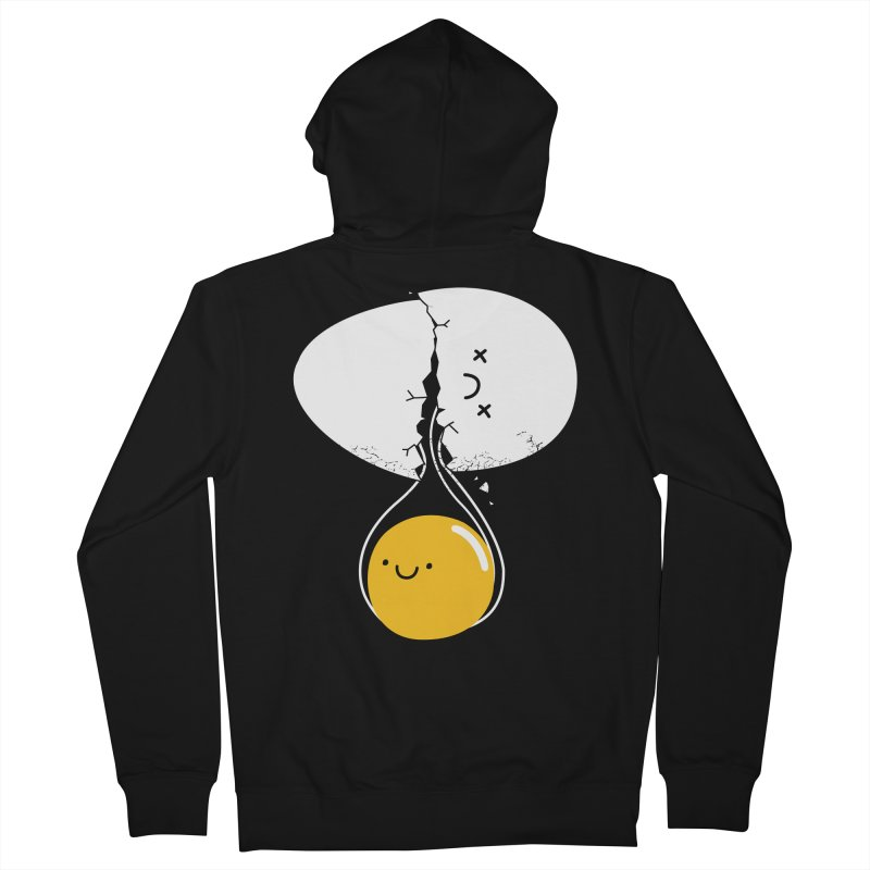 After Life Men's Zip-Up Hoody by Apparel by Marco aka ivejustquitsmoking