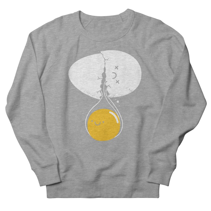 After Life Women's French Terry Sweatshirt by Apparel by Marco aka ivejustquitsmoking
