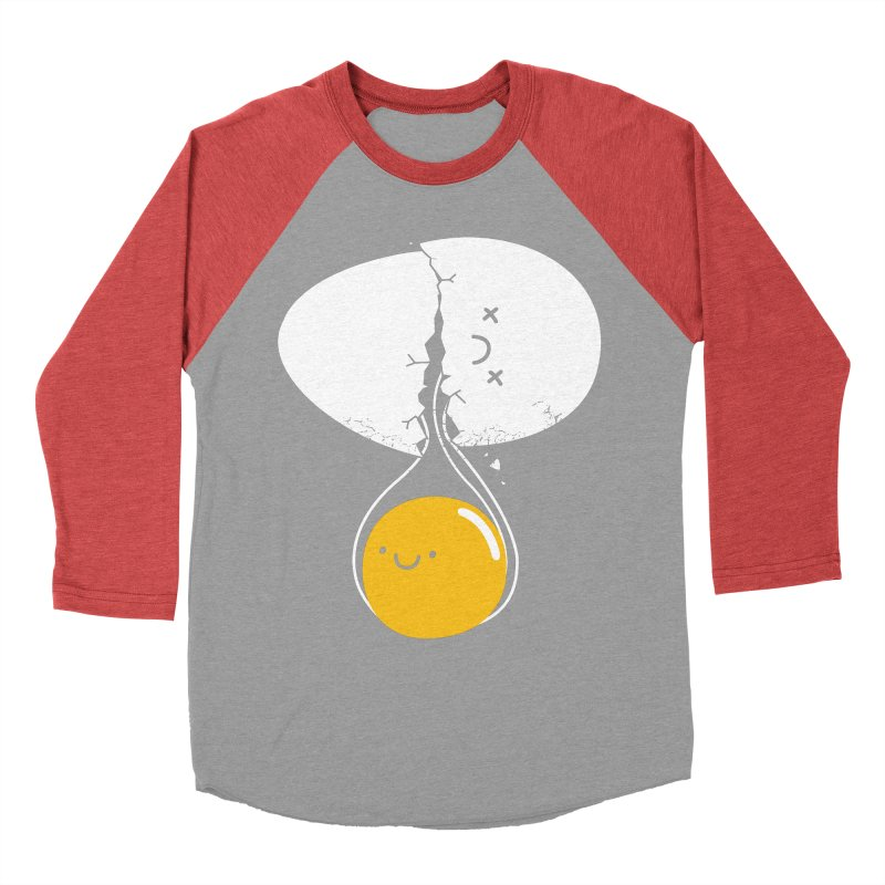 After Life Women's Baseball Triblend Longsleeve T-Shirt by Apparel by Marco aka ivejustquitsmoking