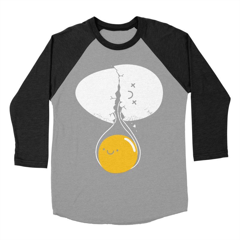 After Life Men's Baseball Triblend Longsleeve T-Shirt by Apparel by Marco aka ivejustquitsmoking