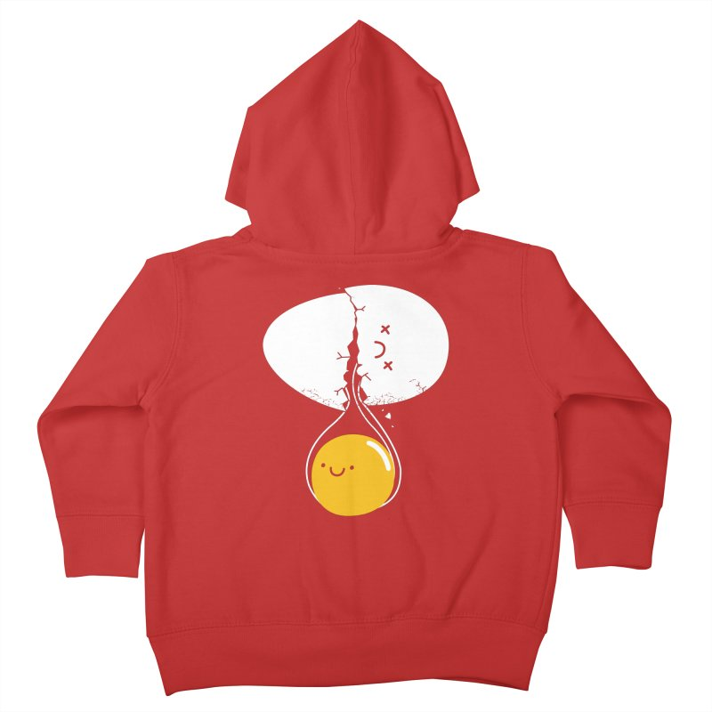 After Life Kids Toddler Zip-Up Hoody by Apparel by Marco aka ivejustquitsmoking