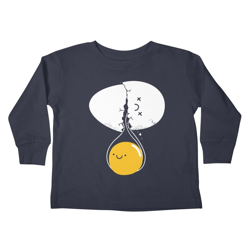 After Life Kids Toddler Longsleeve T-Shirt by Apparel by Marco aka ivejustquitsmoking